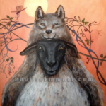 Sheep in Wolf's, (Well you know)